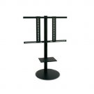 Pied Support - Pied D'Estale 1 Noir 110cm
