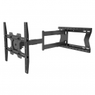 DQ Hercules 2.0 Fixed 80 cm Noir - Support TV Mural